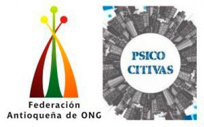 Nueva Alianza: PsicoCitivas y FAONG.